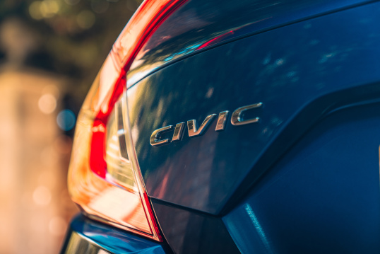 Honda Civic 2019 Седан