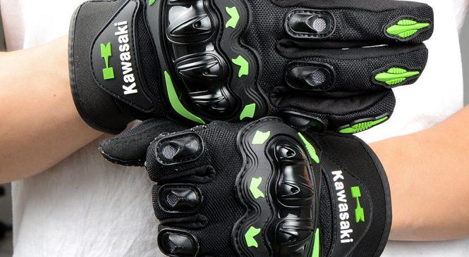 Выбор перчаток для мото езды