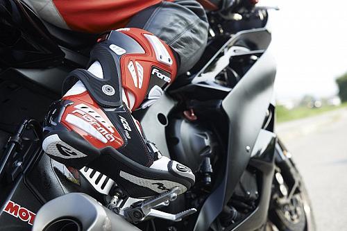 Мотоботы — как выбрать обувь для байкера