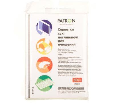 Салфетки PATRON for technique 30pcs (F5-012)