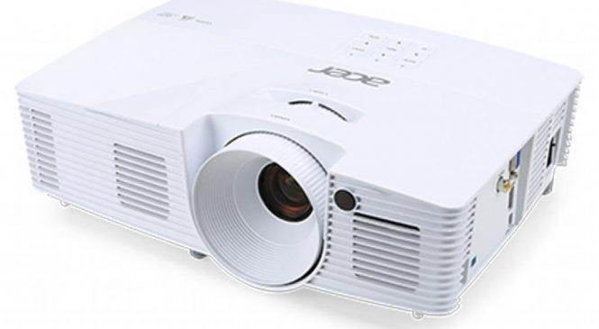 Проектор Acer X127H (MR.JP311.001)