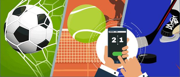Прогнозы онлайн на спорт
