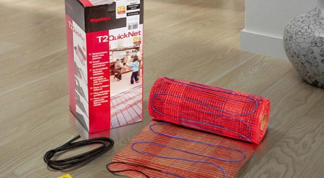 3 популярных производителя нагревательных кабелей для теплого пола