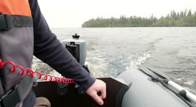 Как получить права на моторную лодку?