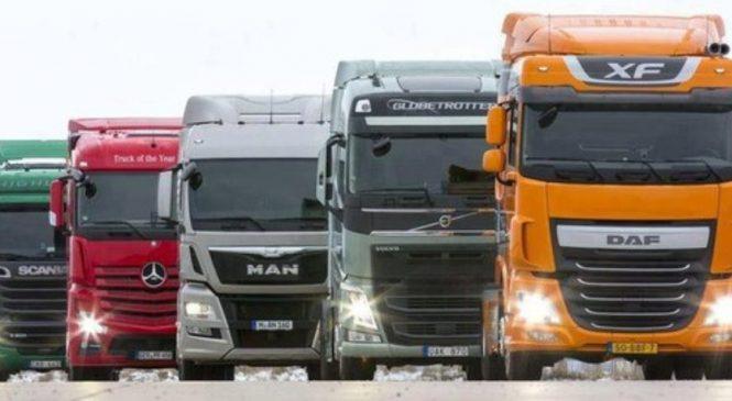 О нюансах ремонта грузовых автомобиля