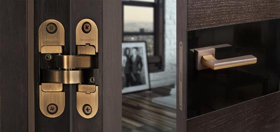Дверная фурнитура: выбираем правильно