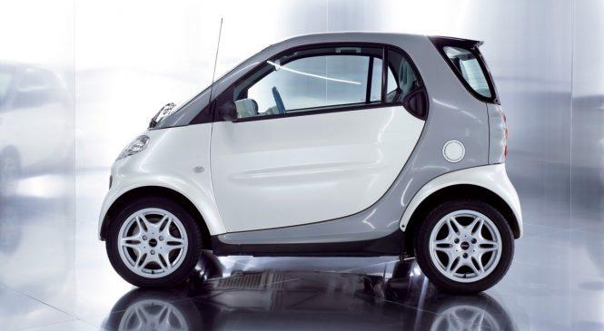 Обзор автомобиля Smart ForTwo