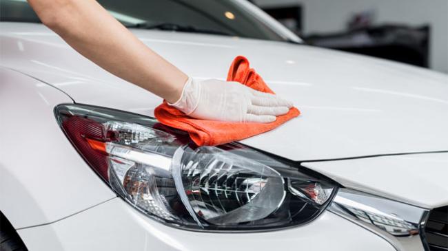 Как и почему стоит мыть машину вручную