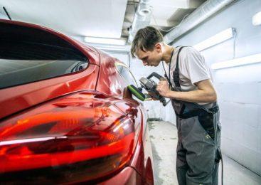 В каких случаях машине необходим кузовной ремонт