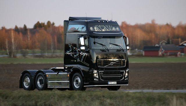 Запчасти для грузовиков «Volvo»