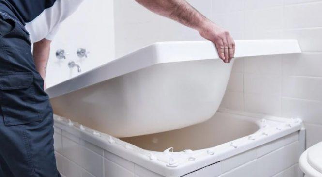Какие дефекты ванн легко решаемы с помощью акрилового вкладыша?