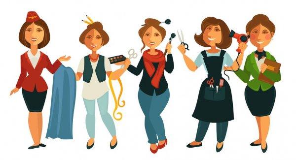 Самые перспективные профессии для женщин