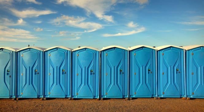 Когда стоит арендовать туалетную кабину