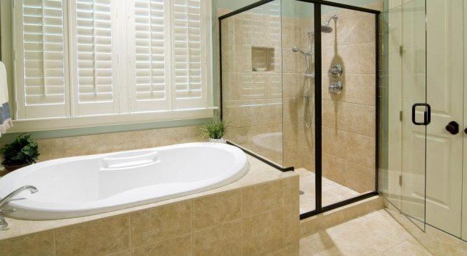 Душевая кабина плюс ванна — преимущества