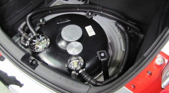 Как перевести автомобиль на сжиженный газ?