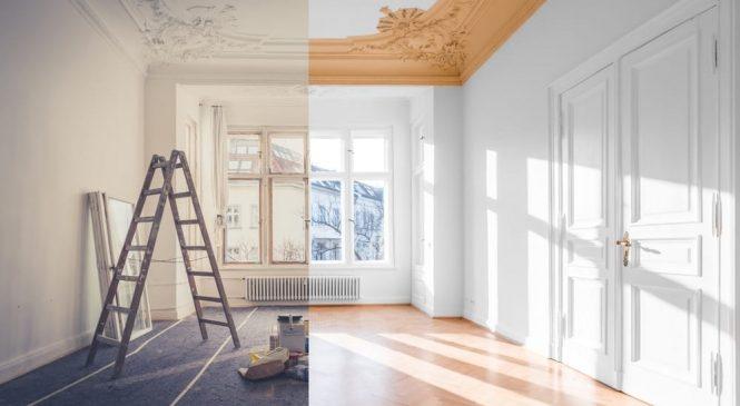 Капитальный ремонт квартиры — пошагово
