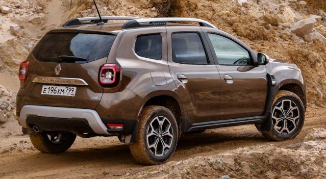О преимуществах нового поколения Renault Duster