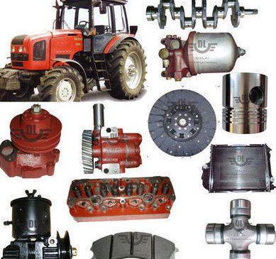 О выборе запчастей для трактора