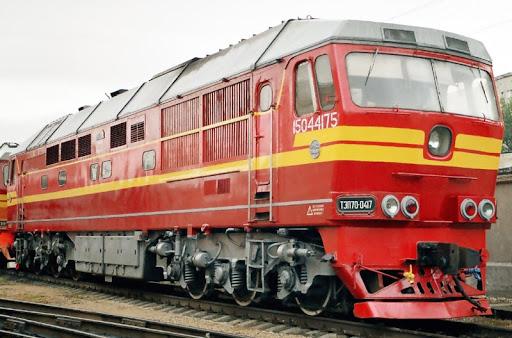 Запчасти для локомотивов