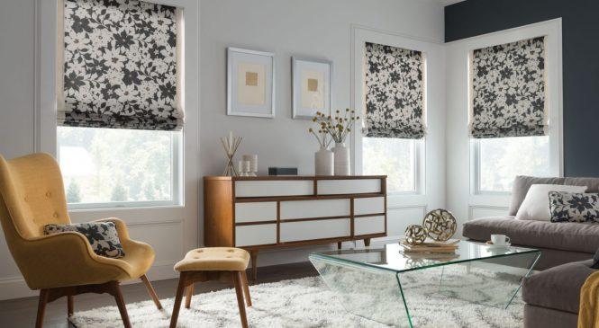 Рулонные шторы – достойный аксессуар любого интерьера